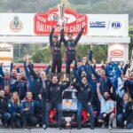 Thierry Neuville si Hyundai Motorsport au triumfat in Raliul Monte-Carlo