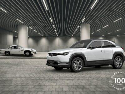 Mazda Motor Corporation 1920-2020 –  De un secol provocăm convenționalul