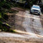 JuniorWRC: Raul Badiu și Gabriel Lazăr obțin victorii de probă și locul 5 în Raliul Suediei