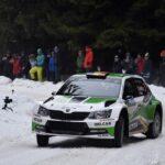 Dan Gîrtofan, distracție la maxim în Winter Rally Covasna 2020