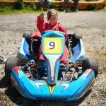 Maeva Gilles, printesa kartingului timisan aduce inca un titlu pentru echipa GP24 – Timis Rally Team