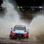 Ott Tänak si Hyundai Motorsport au terminat Raliul Suediei pe locul 2
