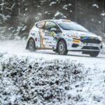Raul Badiu și Gabriel Lazăr, prima victorie într-o probă specială în WRC
