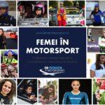 Platforma Femei în Motorsport a împlinit 1 an