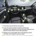 Ce puteți face pentru a vă spori siguranța în călătoriile cu automobilul în perioada pandemiei de coronavirus