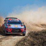 Podium pentru Ott Tänak si Hyundai Motorsport in Raliul Mexicului