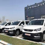 Trust Motors oferă trei autovehicule Peugeot Institutului Național de Boli Infecțioase 'Prof. Dr. Matei Bals'
