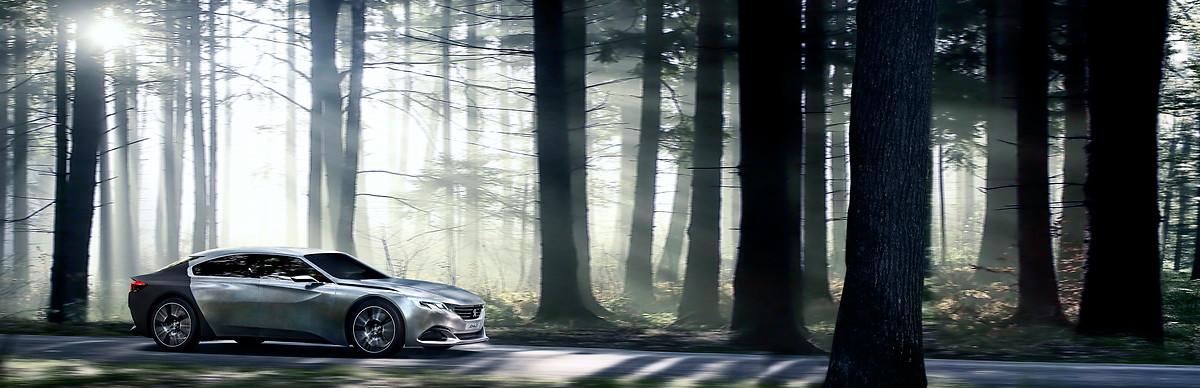 Automobilele concept Peugeot adevărate laboratoare generatoare de idei