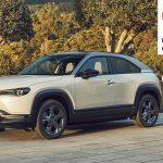 Noile modele Mazda CX-30 și MX-30 câștigă premii de design Red Dot 2020