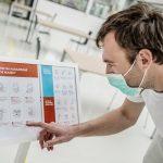 ŠKODA AUTO a reluat producția începând cu 27 aprilie, implementând totodată măsuri stricte de protecție a angajaților