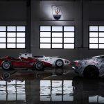 Un prototip Maserati MC20 dedicat lui Stirling Moss