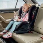 Recomandări importante privind siguranța copiilor la bordul automobilelor ŠKODA