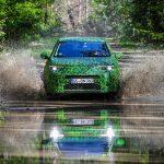 Noul Opel Mokka în teste: pe gheață în Laponia și în centrul de testare Rodgau-Dudenhofen