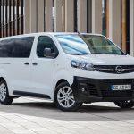 Noul Opel Vivaro Combi: eficiență, siguranță și confort
