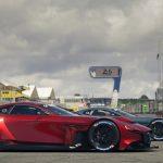 Mazda continuă să ofere experiențe e-Sports electrizante: Mazda – RX-Vision GT3 Concept