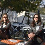 Echipajul feminin Cristiana Oprea – Diana Hațegan, din nou împreună la start, la Raliul Perla Harghitei Tess