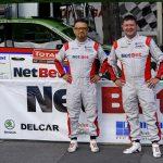 Un nou raliu, un nou podium pentru Dan Gîrtofan și Tudor Mârza