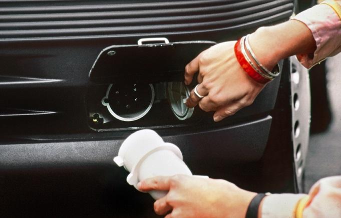 Opel Impuls I, 1990