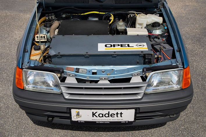 vollelektrischer Opel Impuls I (1990)