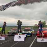 Radu Moise a obținut prima victorie din carieră la drift