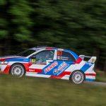 Revenire în Campionatul Național de Raliuri pentru Bogdan Moldovan și Sergiu Rogozan