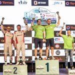 Simone Tempestini a câștigat a doua etapă din Campionatul Național de Raliuri Betano în acest weekend