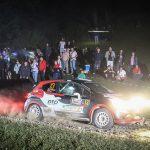 DTO Rally Team a obținut bronzul la a treia etapă a sezonului