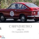 Retromobil Club Romania deschide lista evenimentelor de regularitate pentru vehicule istorice