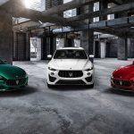 Maserati Ghibli și Quattroporte Trofeo