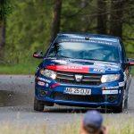 Vali Porcisteanu Racing #Team ia nastere odata cu revenirea raliului Sibiului pe macadam