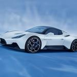 Premieră mondială – Maserati MC20: noua super mașină sport a mărcii