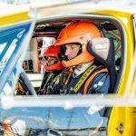 Alex Filip continuă lupta în TER la Transilvania Rally