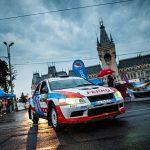 Bogdan Moldovan și Sergiu Rogozan ajung la finalul unui Raliu al Iașului dificil