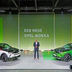 Premieră mondială pentru noul Opel Mokka