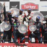 Hyundai Motorsport a terminat Raliul Turciei cu doua echipaje pe podium dupa un final dramatic