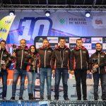 DTO Rally Team este vicecampioană la finalul Raliul Moldovei Bacău 2020