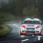 Bogdan Moldovan și Sergiu Rogozan fac un nou pas în lupta pentru titlu la Transilvania Rally