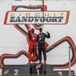 Alex Cascatău devine campionul categoriei CN a Supercar Challenge la prima încercare după un nou podium la Zandvoort