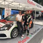 Sorin Ghișoi și VW Golf Electric se întorc la Promo Rally powered by Total!