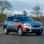 Modelul PEUGEOT 5008 va intra în dotarea autorităților franceze