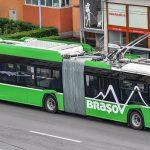 Solaris a livrat 37 de vehicule de transport public pe piata locala in 2020, la Brasov si Satu Mare