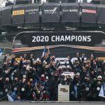 Hyundai Motorsport a castigat cel de-al doilea titlul mondial la constructori in WRC