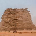 Dakar 2021: Claudiu Barbu, trăiri