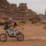 Dakar 2021: 2 zile până la finiș și Mani Gyenes a urcat pe locul 2