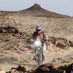 Dakar 2021 – Mani Gyenes: Probleme tehnice în etapa a 3-a