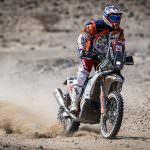 Dakar 2021: Mani Gyenes câștigă etapa a 4-a și reduce din timpul pierdut în ziua a 3-a
