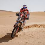 Dakar 2021: Mani Gyenes – pe locul 3 dupa prima saptamana