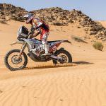 Dakar 2021: Mani Gyenes pe locul 3 cu 4 zile inainte de finis