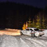 Romania Historic Winter Rally, 22-24 ianuarie în Covasna