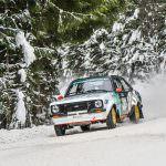 Belgianul Ghislain de Mevius a câștigat a cincea ediție a Romania Historic Winter Rally